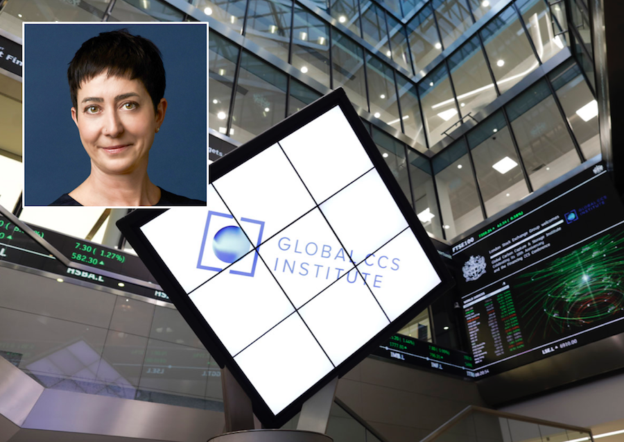 Interview with the Global CCS Institute's Guloren Turan