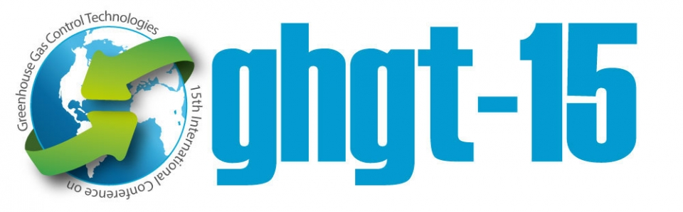 GHGT-15 conference series logo